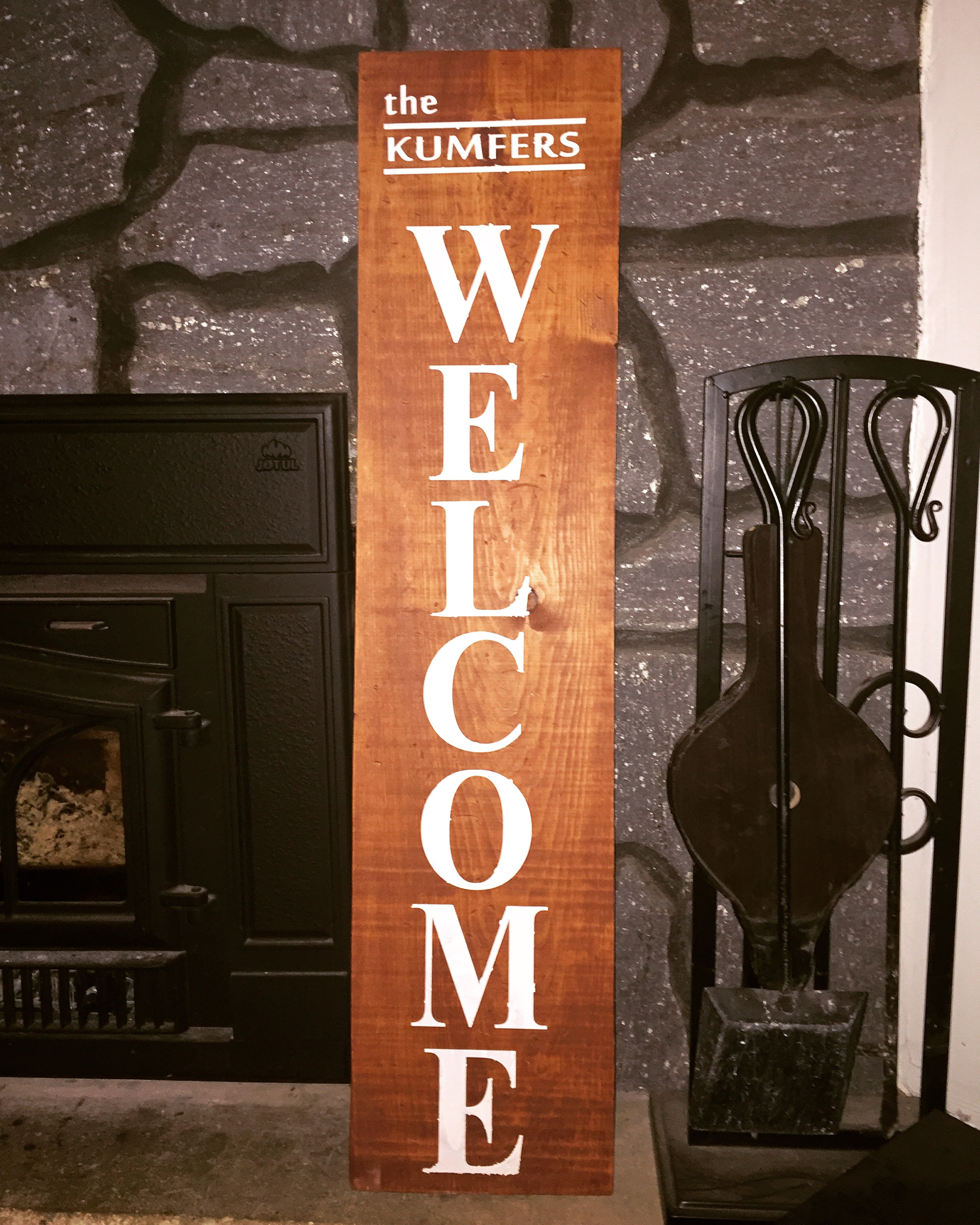 Kumfer Welcome